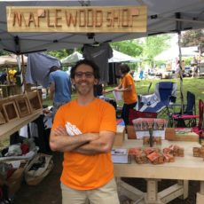 Featured Maker: Mike Schloff, Maplewoodshop