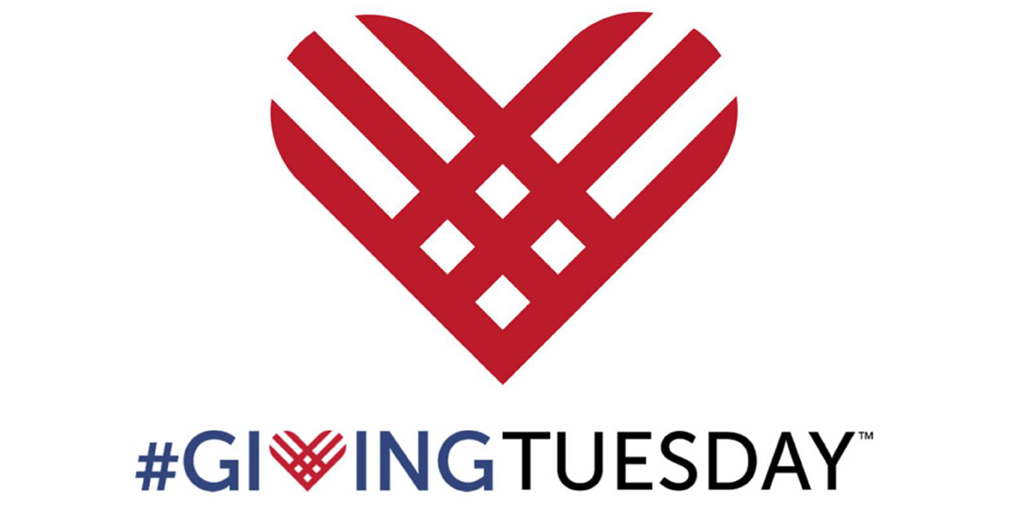 Giving Tuesday is December 3rd